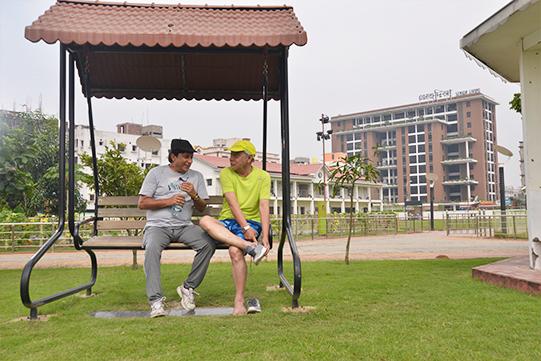 Seniors Park